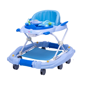 First Step Baby Walker 102 Blue
