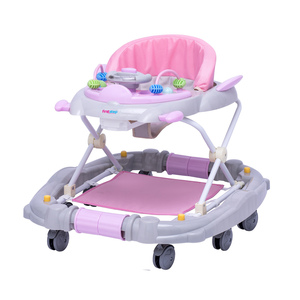 First Step Baby Walker 102 Pink