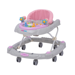 First Step Baby Walker 103 Pink