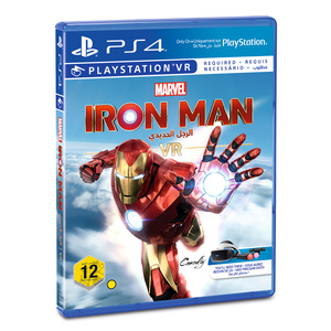 Marvel's Iron Man VR, Sony, PlayStation 4
