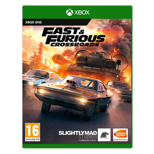Xbox One Fast & Furious CrossRoad