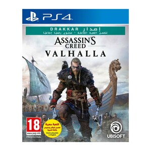 Assassin's Creed Valhalla Drakkar Edition PS4