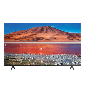 "Samsung  75"" TU7000 Crystal UHD 4K Smart LED TV UA75TU7000UXQR"