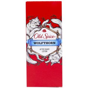 Old Spice After Shave Lotion Wolfthorn 100ml