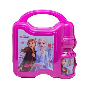Frozen II Combo Set Lunch Box with Water Bottle 45-0803