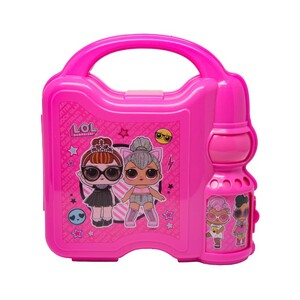 LOL Surprise! Combo Set Lunch Box with Water Bottle 45-0804