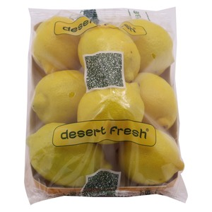 Lemon Big Tray Pack 750g Approx. Weight