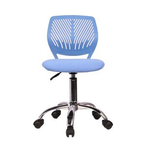Maple Leaf Study Chair AD-0242 Blue