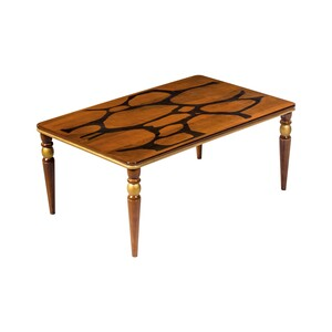 Maple Leaf Coffee Table W70xL110cm Wood 188