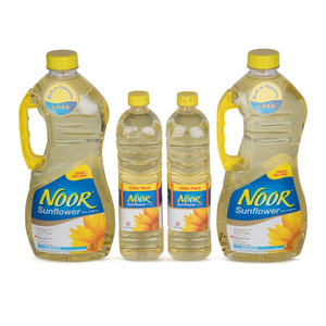 Noor Sunflower Oil 2 x 1.5Litre + 2 x 750ml