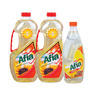 Afia Sunflower Oil 2 x 1.5Litre + 750ml