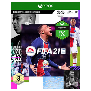 FIFA 21 - STANDARD EDITION (XBOX ONE)