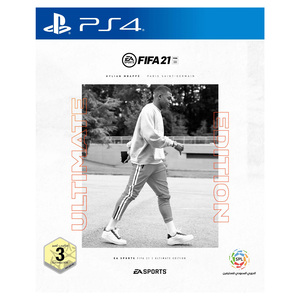 Pre-Order PS4 Fifa21 Ultimate Edition