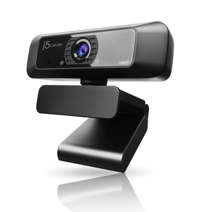 J5 Create USB™ HD Webcam with 360° Rotation(VCU100)