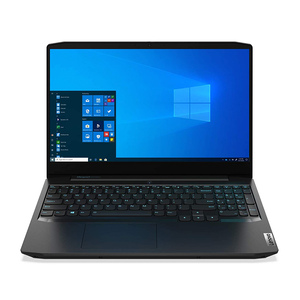 "Lenovo Ideapad Gaming 3-[81Y40036AX], Intel Core i5-10300H, 15.6"" FHD, 8 GB RAM, 1TB HDD + 128GB SSD, Nvidia GTX1650 4GB, Eng-Arb, Windows 10 Home, Onyx Black"