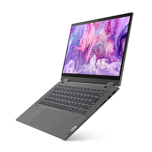 "Lenovo Ideapad Flex5 [81X1003BAX], Intel Core i7-1065G7, 14"" FHD+Touch, 16 GB RAM, 512GB SSD, Nvidia MX330 2GB, Eng-Arb, Windows 10 Home, Graphite Grey"