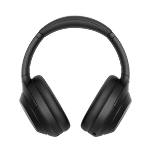 Sony WH-1000XM4 Noise-Canceling Headphones Black