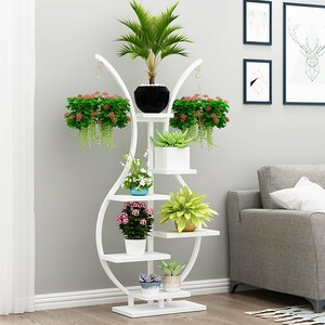 Maple Leaf Display Stand FS-33 White
