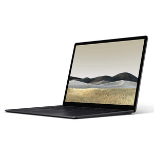 Microsoft Surface Laptop 3 [V9R-00034] Touchscreen Laptop, AMD Ryzen R5-3580U, 15 Inch, 256GB, 16GB RAM, AMD Radeon Vega 9 Graphics, Windows10,Black