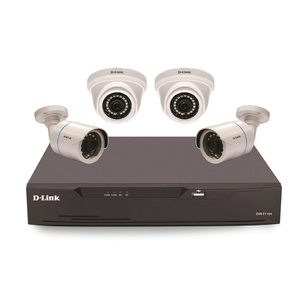 D-Link Security Camera 4Camera Kit DCS-P4