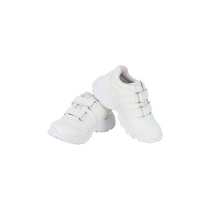 Lusso Bellini Boys Sports School Shoe 26-35 1405 White