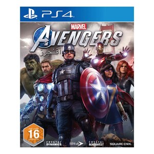 Marvel's Avengers Standard Edition For PS4