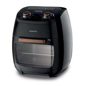 Kenwood HFP90 Multifunction Air Fryer Oven, 2000W, 11LTR Capacity, Rose Gold