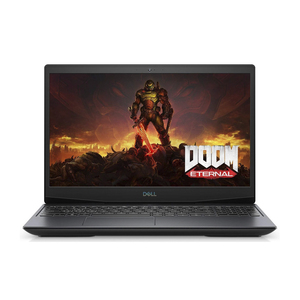 "Dell G5-5500-E1700 15.6"" FHD Gaming Laptop, 144Hz Refresh Rate, Intel Core i7 10750H 2.60 Ghz, 16GB RAM, 512 SSD, 6GB NVIDIA Graphics GTX 1660, Windows 10 Home - Black I 5500-G5-E1700-BLKC"