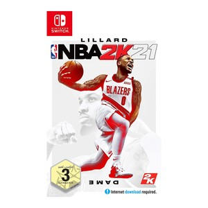 NBA 2K21 For Switch