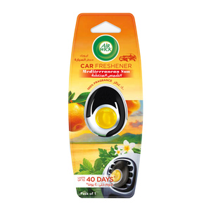 Airwick Car Freshener Mediterranean Sun 2.5ml