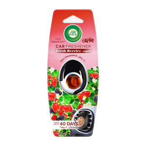 Airwick Car Freshener Fresh Berries 2.5ml