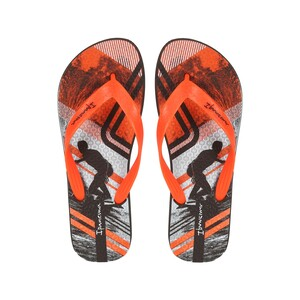 Ipanema Men's Slipper 22536 Brown-Orange 39-40