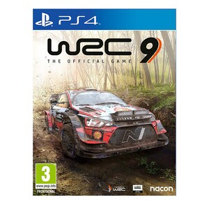 WRC 9 For PS4
