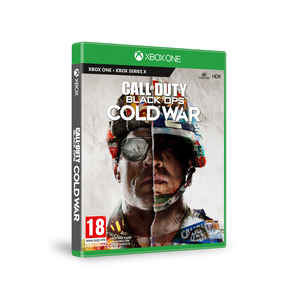 Pre Order Call of Duty: Black Ops Cold War Xbox One