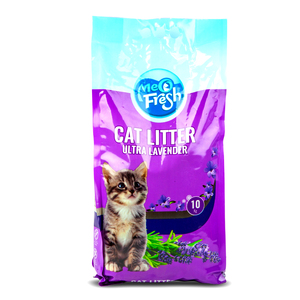 Meo Fresh Cat Litter Ultra Lavender 10kg