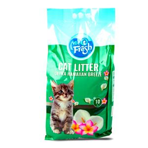 Meo Fresh Cat Litter Ultra Hawaiian Breeze 10kg