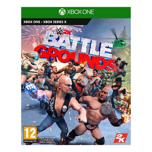 WWE 2K Battlegrounds For Xbox One