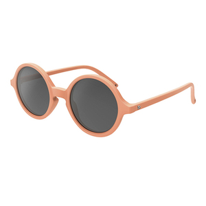 Ki Et La Woam Round Sunglasses 2-4 Year Orange