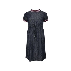 Eten Teenage Denim Dress 3/4 Black