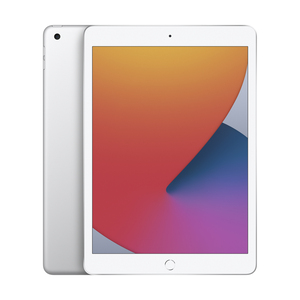 Apple iPad 10.2inch Wi-Fi (2020 - 8th Gen) 32GB Silver