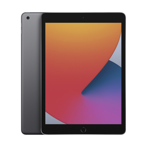 Apple iPad 10.2inch Wi-Fi (2020 - 8th Gen) 128GB Space Grey