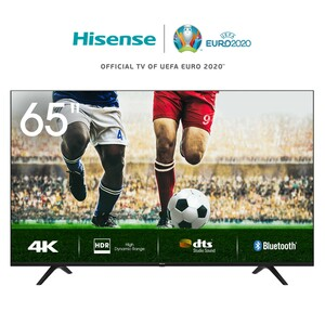 Hisense 4K Ultra HD Smart LED TV 65A7120F 65""
