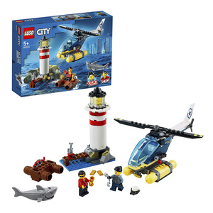Lego Elite Police Lighthouse Capture 60274