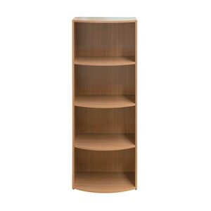 Maple Leaf Storage Shelf 4Layer Natural ECF4