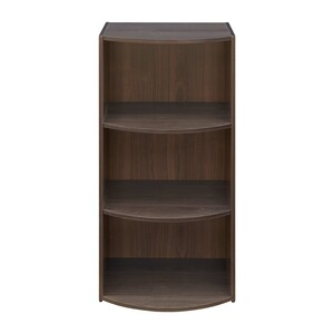 Maple Leaf Storage Shelf 3Layer Brown ECF3