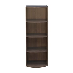 Maple Leaf Storage Shelf 4Layer Brown ECF4