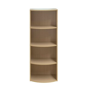 Maple Leaf Storage Shelf 4Layer Beech ECF4