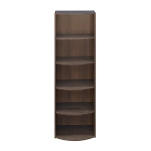 Maple Leaf Storage Shelf 5Layer Brown ECF5
