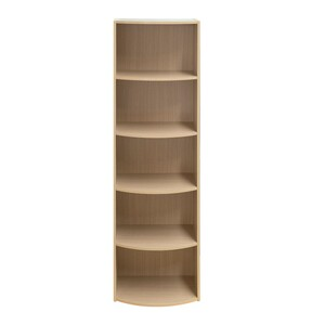 Maple Leaf Storage Shelf 5Layer Beech ECF5