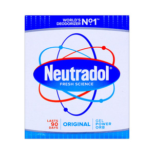 Neutradol Fresh Science Gel Power Orb Destroy Odours Original 140g